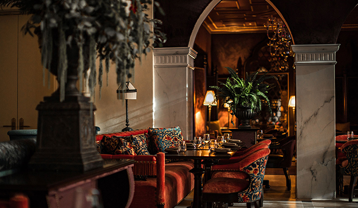 The Nomad Hotel Los Angeles   Lampade da Terra & Parete Zonca