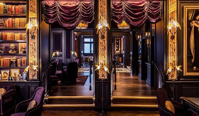 Oscar Hotel Londra - Lampade e Plafoniere