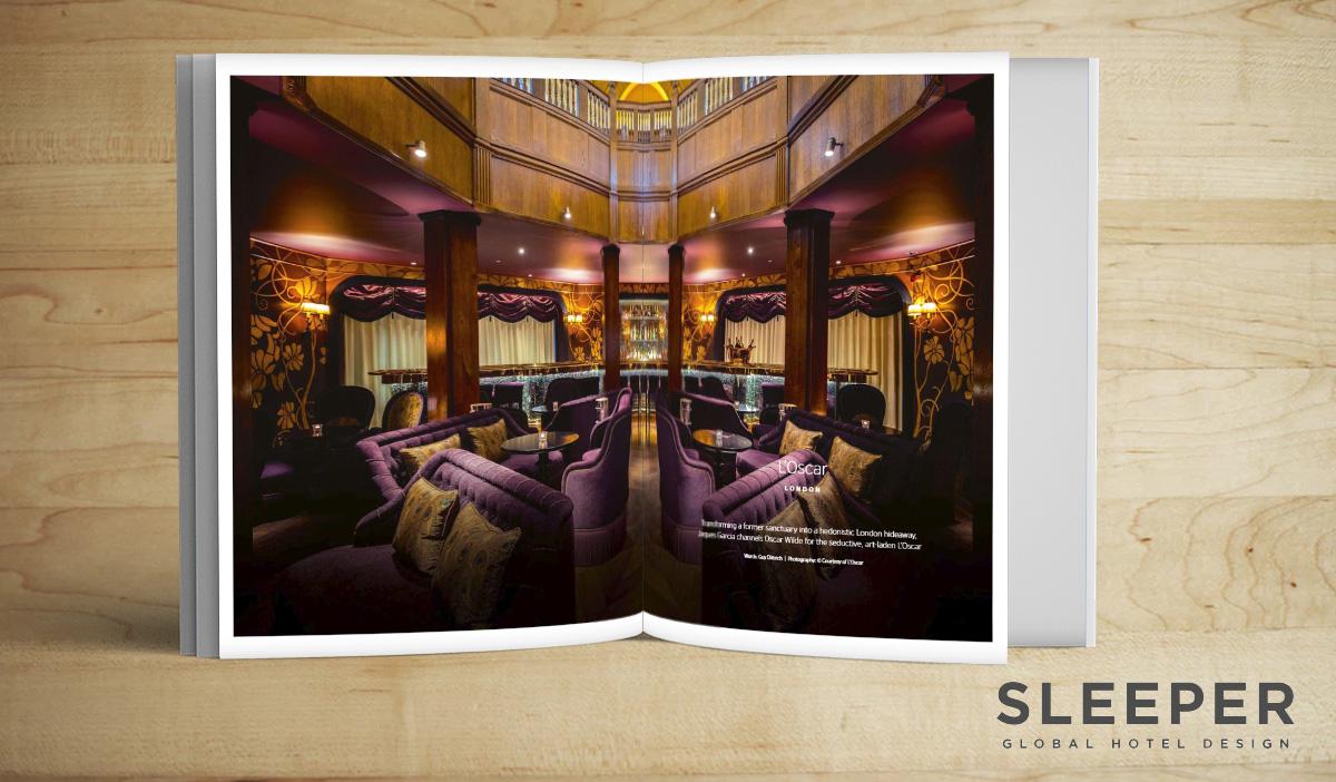 sleepers recensione oscar hotel