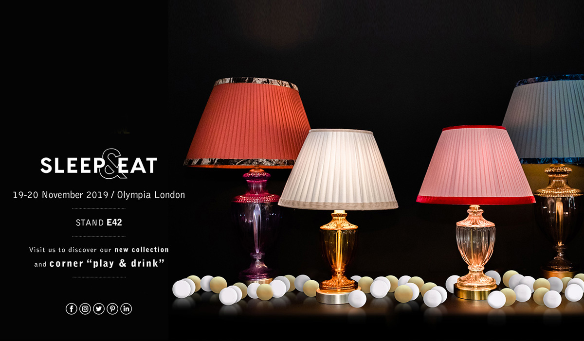 zonca lighting a sleep+eat 2019